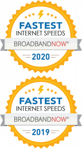 Broadband Now-Fastest Internet Speeds Award